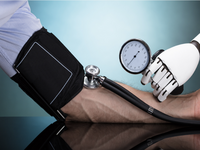 Source: iStock; Copyright: Andrey Popov; URL: https://www.istockphoto.com/photo/robot-checking-persons-blood-pressure-gm924555546-253732069; License: Licensed by the authors.
